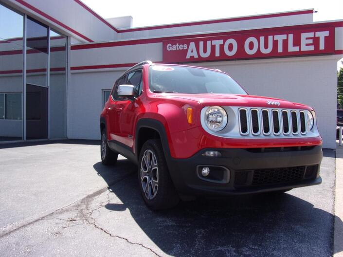 2017 Jeep Renegade Limited Richmond KY