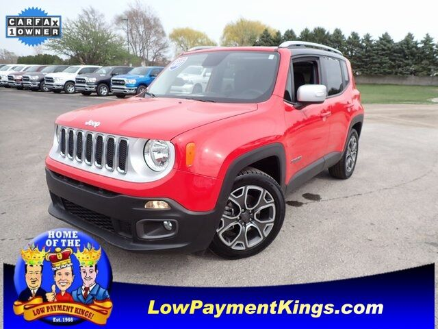 2017 Jeep Renegade Limited Monroe MI