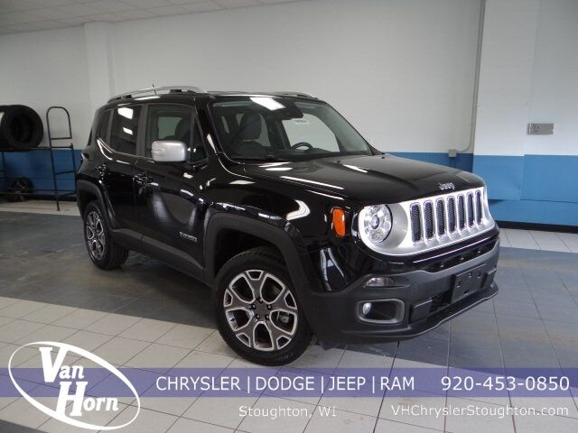 2017 Jeep Renegade Limited Stoughton WI