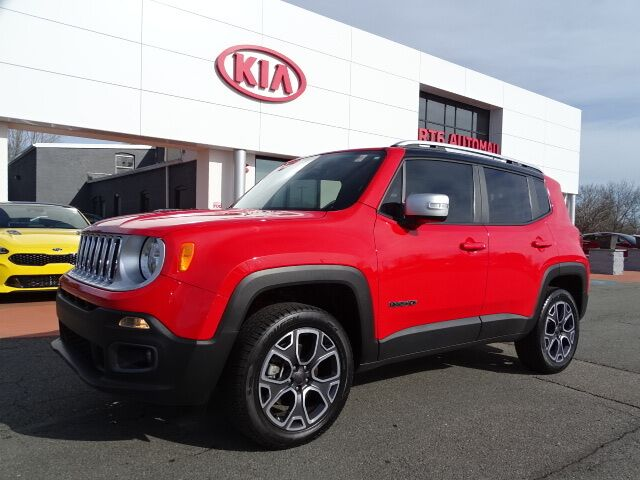 2017 Jeep Renegade Limited Swansea MA