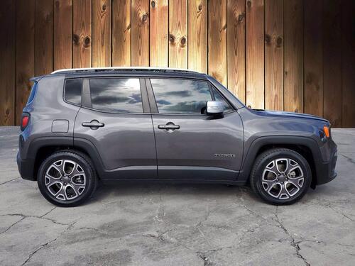 2017 Jeep Renegade Limited Tampa FL
