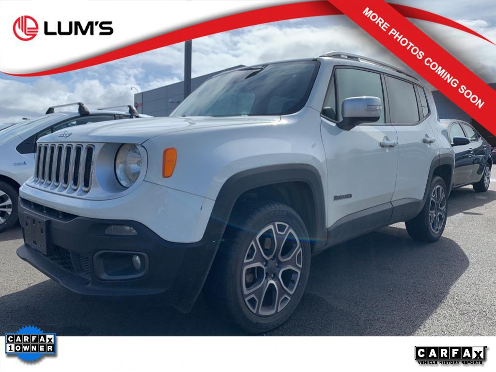 2017 Jeep Renegade Limited Warrenton OR