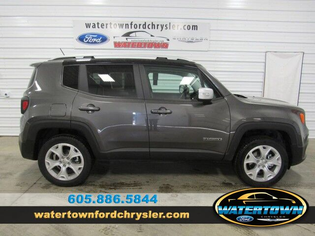 2017 Jeep Renegade Limited Watertown SD