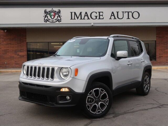 2017 Jeep Renegade Limited West Jordan UT