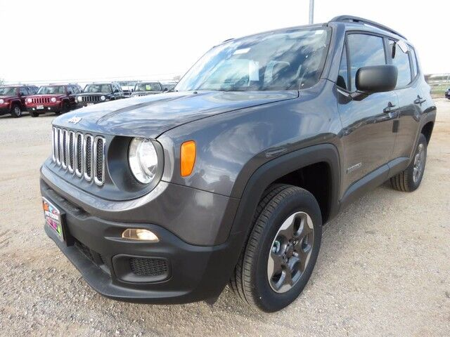 2017 Jeep Renegade Sport Wichita Falls TX