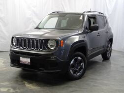 2017_Jeep_Renegade_Sport / 2.4L 4-Cyl Engine / 4WD / Push Start / Remote Start / USB + Aux Input_ Addison IL