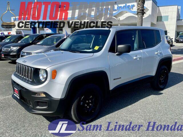 2017 Jeep Renegade Sport 4WD Salinas CA