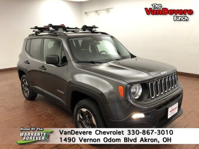2017 Jeep Renegade Sport Akron OH