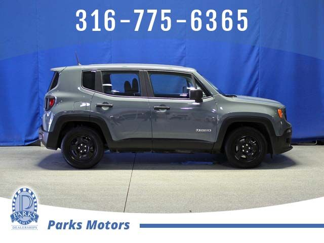 2017 Jeep Renegade Sport Wichita KS