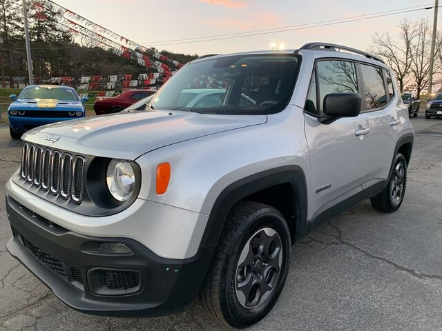 2017 Jeep Renegade Sport Clinton AR