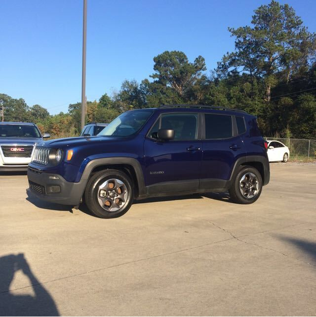 2017 Jeep Renegade Sport FWD Hattiesburg MS