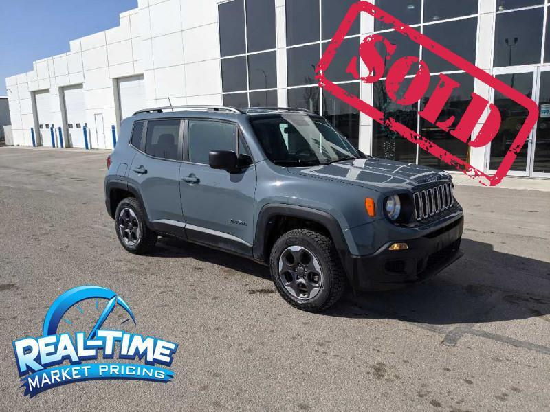 2017_Jeep_Renegade_Sport_ High River AB