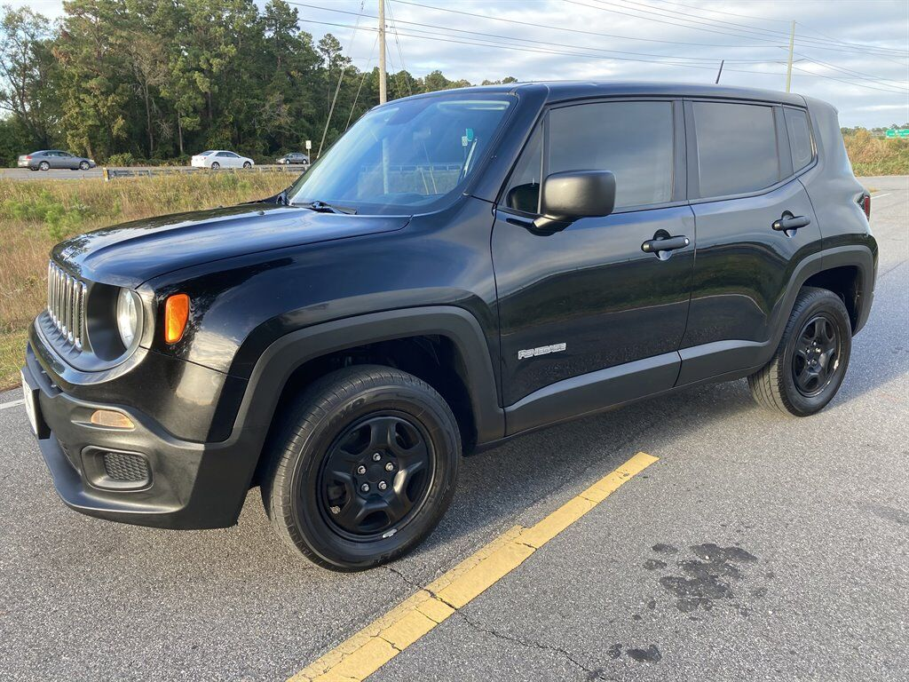 2017 Jeep Renegade Sport Myrtle Beach SC