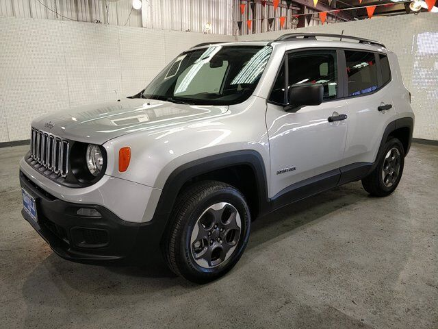 2017 Jeep Renegade Sport Oroville CA