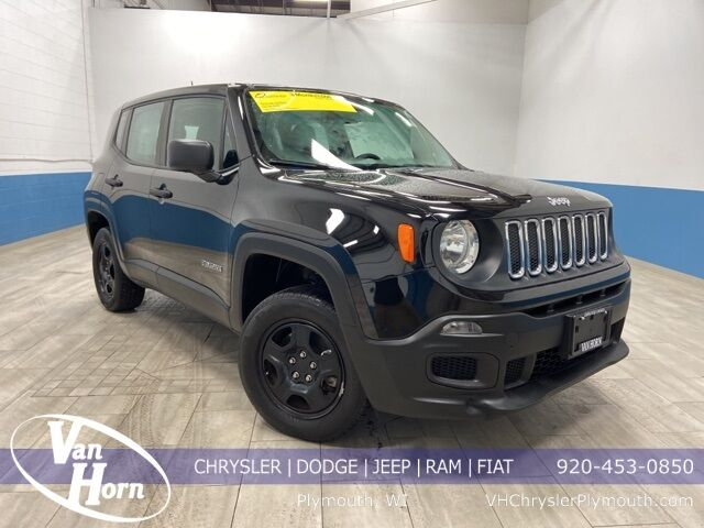2017 Jeep Renegade Sport Plymouth WI
