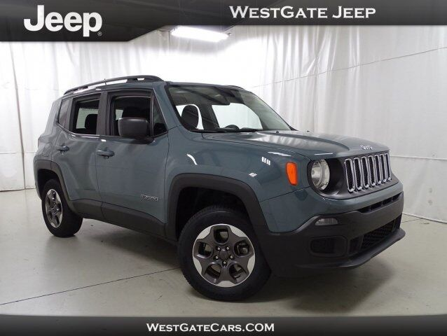 2017 Jeep Renegade Sport Raleigh NC