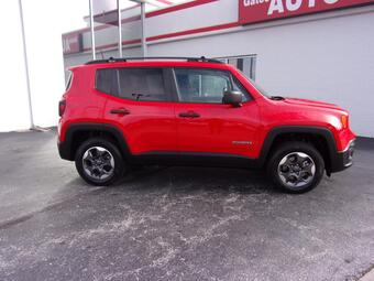 2017_Jeep_Renegade_Sport_ Richmond KY