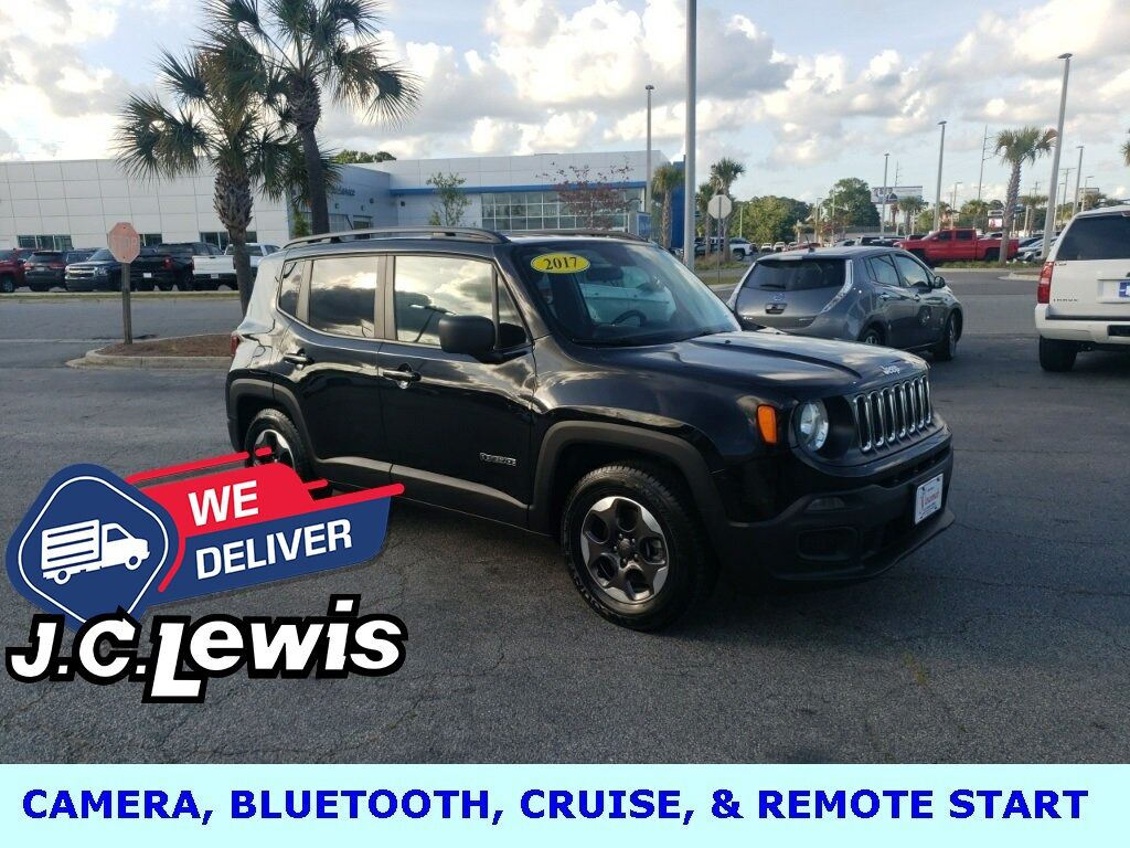 2017 Jeep Renegade Sport Savannah GA