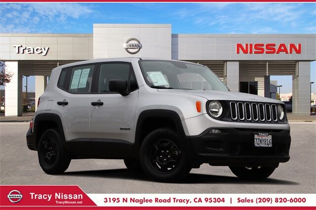 2017 Jeep Renegade Sport Tracy CA