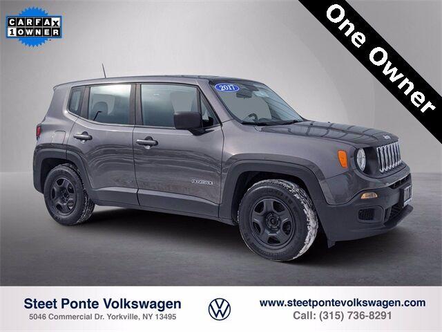 2017 Jeep Renegade Sport Yorkville NY