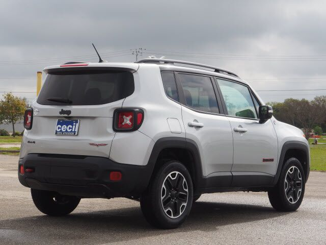 2017 Jeep Renegade Trailhawk  TX