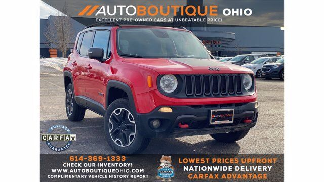 2017 Jeep Renegade Trailhawk Columbus OH