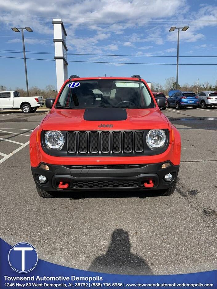 2017 Jeep Renegade Trailhawk Demopolis AL