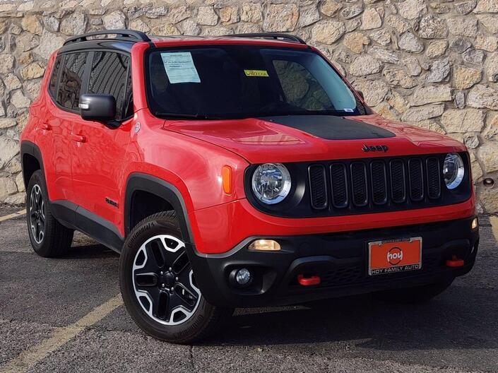 2017 Jeep Renegade Trailhawk El Paso TX