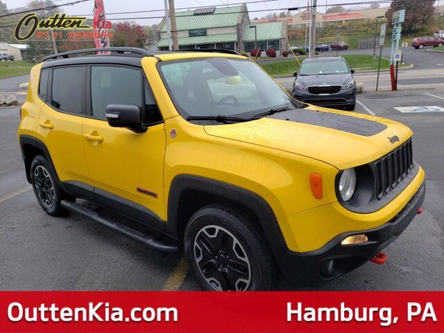 2017 Jeep Renegade Trailhawk Hamburg PA