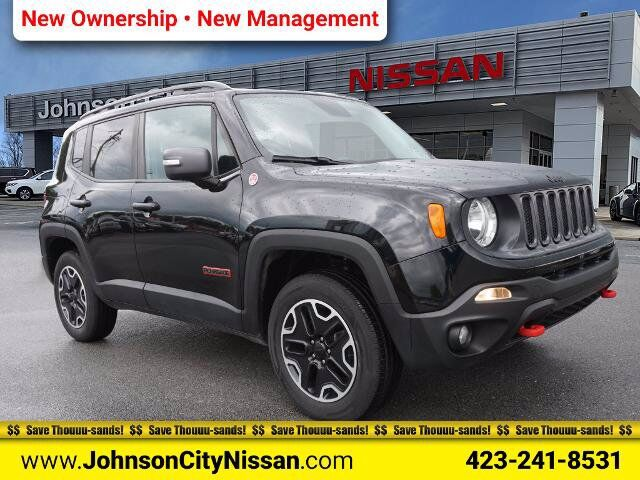 2017 Jeep Renegade Trailhawk Johnson City TN