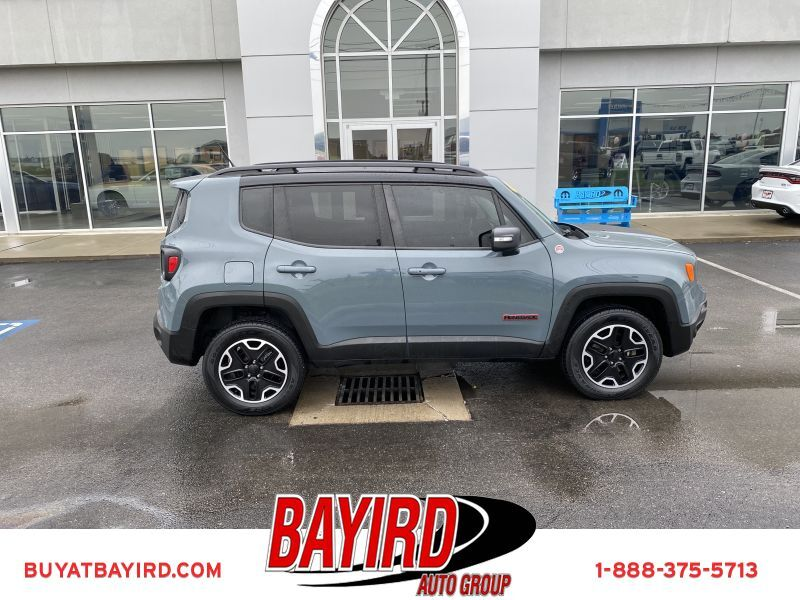 2017 Jeep Renegade Trailhawk Kennett MO