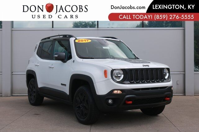 2017 Jeep Renegade Trailhawk Lexington KY