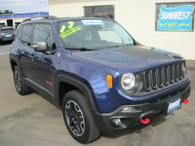 2017 Jeep Renegade Trailhawk Newport OR