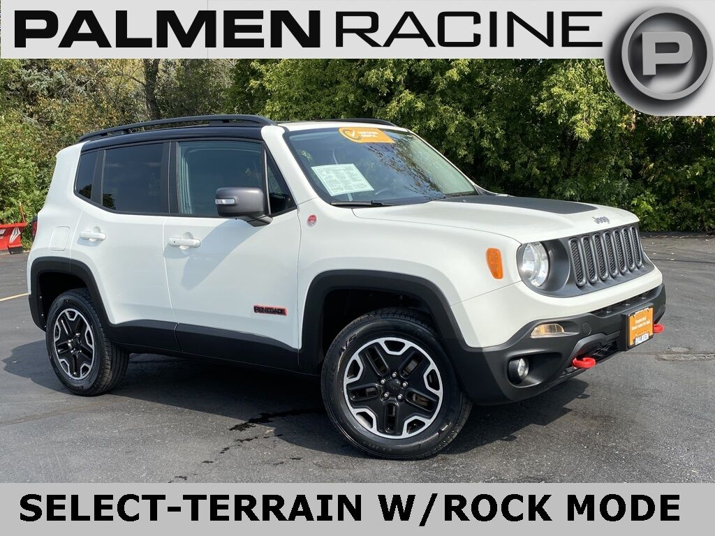 2017 Jeep Renegade Trailhawk Racine WI