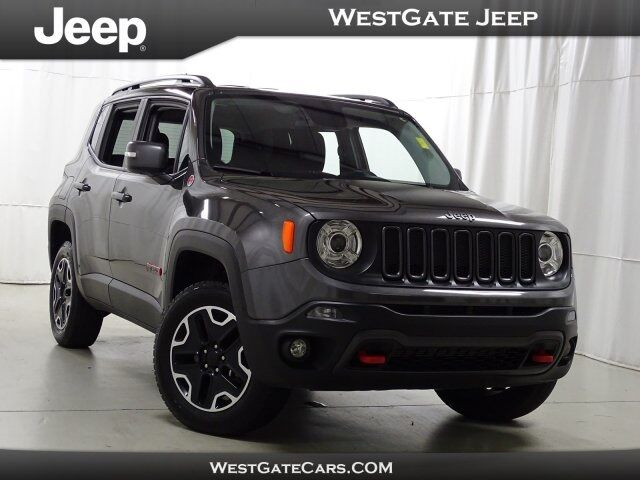 2017 Jeep Renegade Trailhawk Raleigh NC