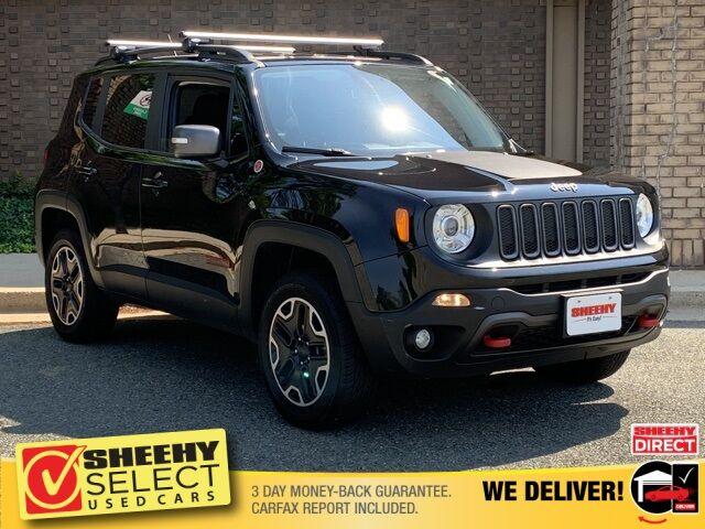 2017 Jeep Renegade Trailhawk Gaithersburg MD