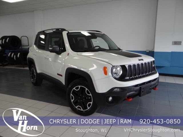2017 Jeep Renegade Trailhawk Stoughton WI