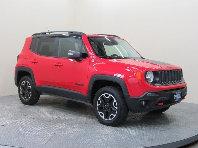 2017 Jeep Renegade Trailhawk Ontario OH