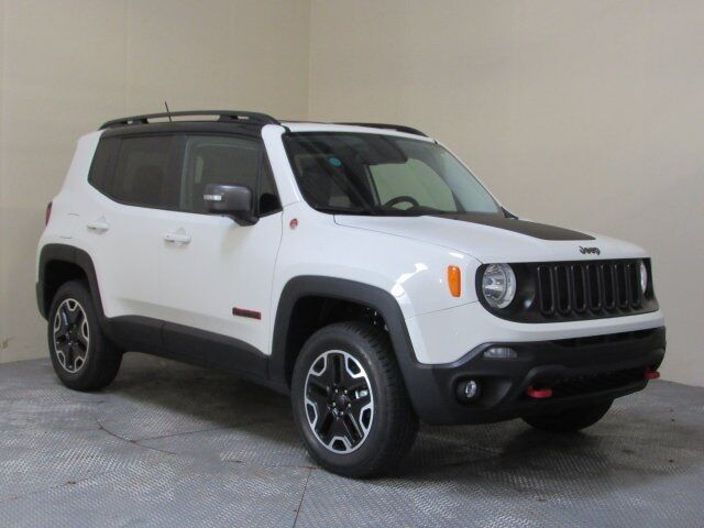 2017 Jeep Renegade Trailhawk Mansfield OH