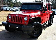 Jeep Wrangler ** UNLIMITED ** - w FULL TOW PACKAGE 2017