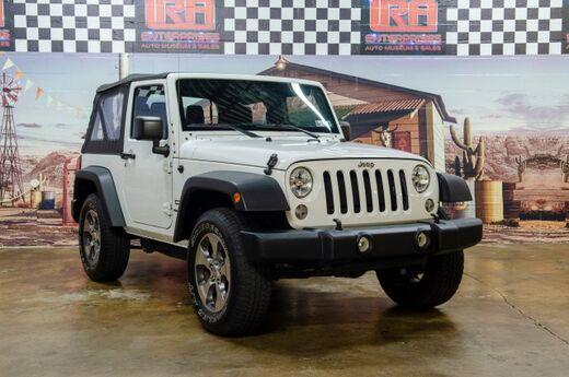 2017 Jeep Wrangler Freedom Bristol PA