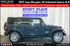 2017_Jeep_Wrangler JK Unlimited_Sahara_ Stony Plain AB