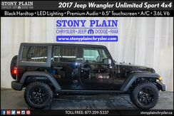 2017_Jeep_Wrangler JK Unlimited_Sport_ Stony Plain AB