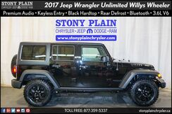 2017_Jeep_Wrangler JK Unlimited_Willys Wheeler_ Stony Plain AB