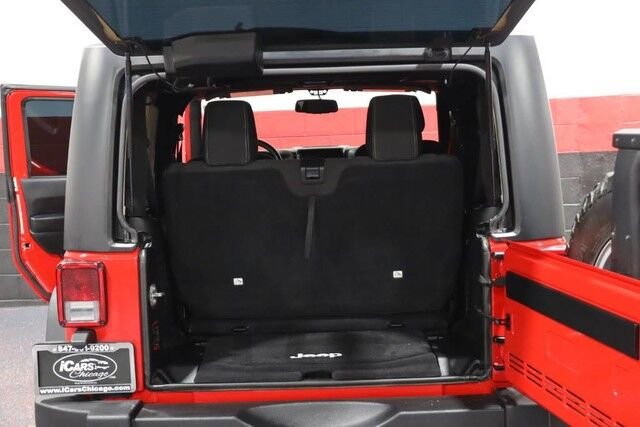 2017 Jeep Wrangler Rubicon 2dr Suv Chicago IL