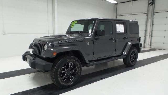2017 Jeep Wrangler Smoky Mountain 4x4 Topeka KS