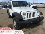 2017 Jeep Wrangler Sport  - Cruise Control -  Removable Top - $157.55 B/W