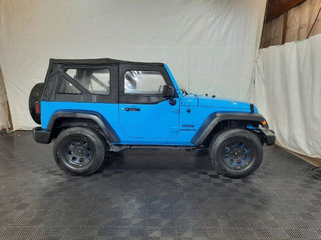 2017 Jeep Wrangler Sport 4WD Middletown OH