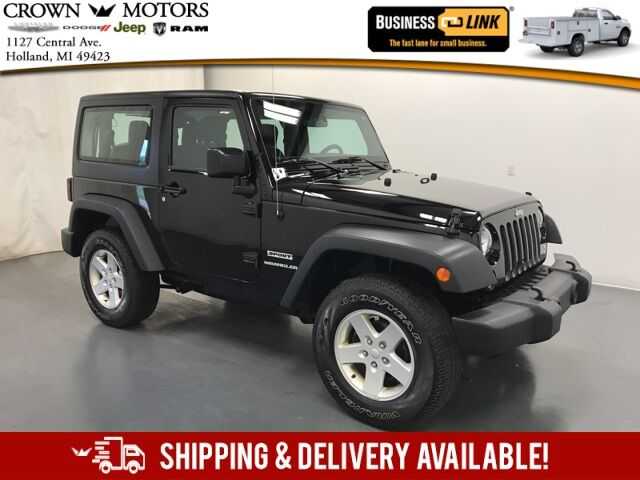 2017 Jeep Wrangler Sport Holland MI