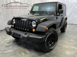 2017 Jeep Wrangler Sport With Manual Transmission With Hard Top
